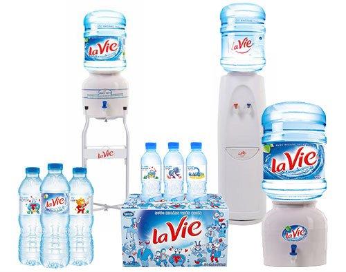 Tiêu chí đánh giá và chọn đại lý nước uống Lavie
