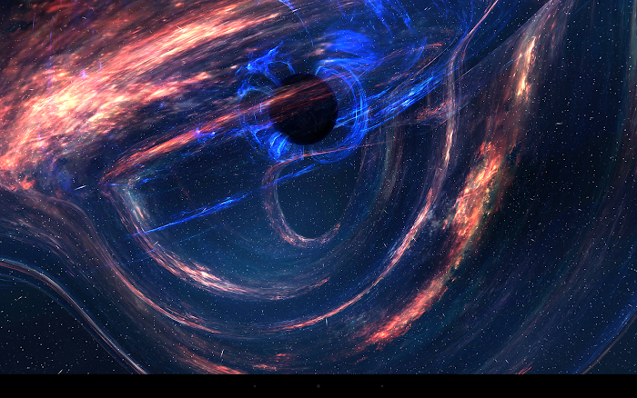 Supermassive Black Hole - screenshot