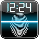 Fingerprint applock Simulator v 1.0 app icon
