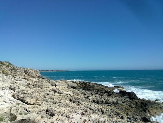 Il mare e gli scogli... di gabrigabri