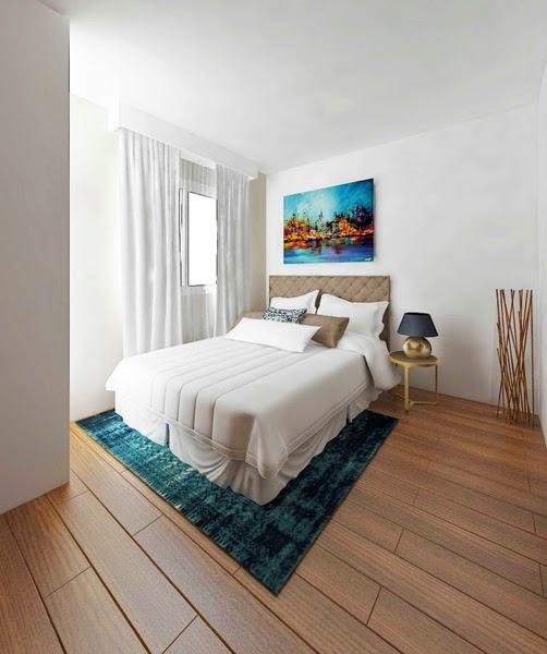 Eminenza 3 San Jose del Monte, Bulacan master's bedroom