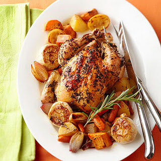Classic Roasted Chicken