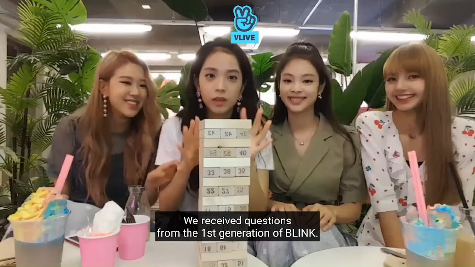 BLACKPINK Playing 'Jenga' game[Eng Sub] 0-31 screenshot
