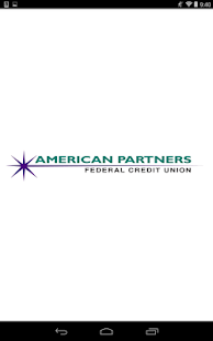 American Partners FCU- screenshot thumbnail