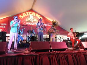 Photo: Panorama Jazz Band