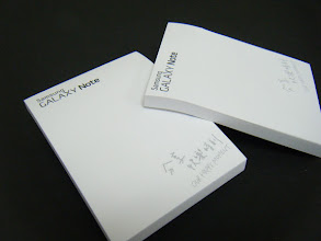 Photo: Samsung 便利貼