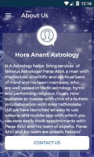 Hora Anant Astrology - Paras Attri - náhled