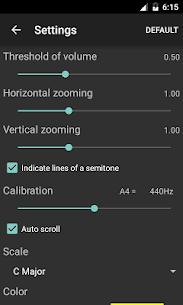 Vocal Pitch Monitor 1.5.1 Mod APK (Unlock All) 2