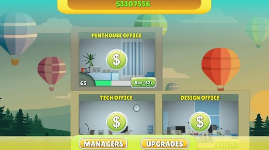 Mall Tycoon - Billionaires Club Game Screenshot