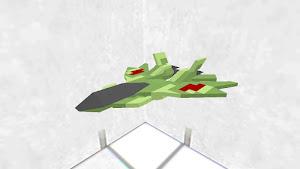 MD F-001/X 雲紋雀(試作機)