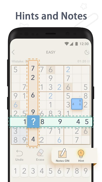Happy Sudoku - Free Classic Daily Sudoku Puzzles – (Android