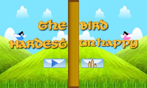The Hardest Unhappy Bird