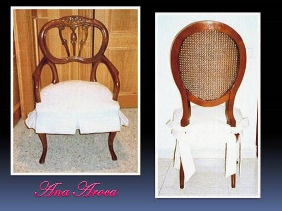 Funda para asiento de silla