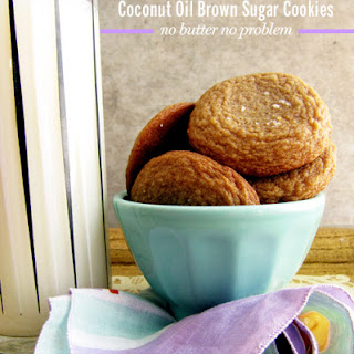 Sugar Cookies With Coconut Oil Recipes