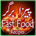 Pizza Urdu Recipes Fast Food icon