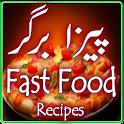 Pizza Urdu Recipes Fast Food icon