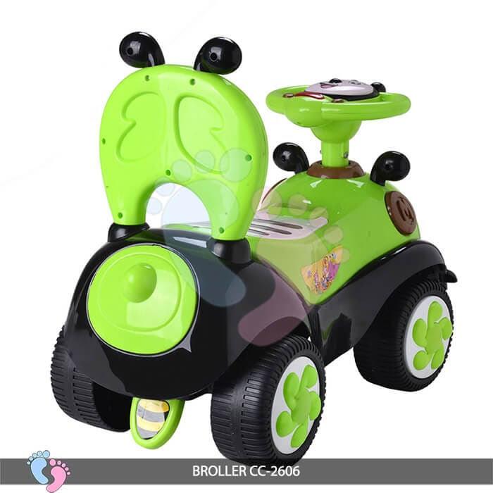 Xe chòi chân trẻ em Broller CC-2606 8