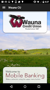 Wauna Credit Union- screenshot thumbnail