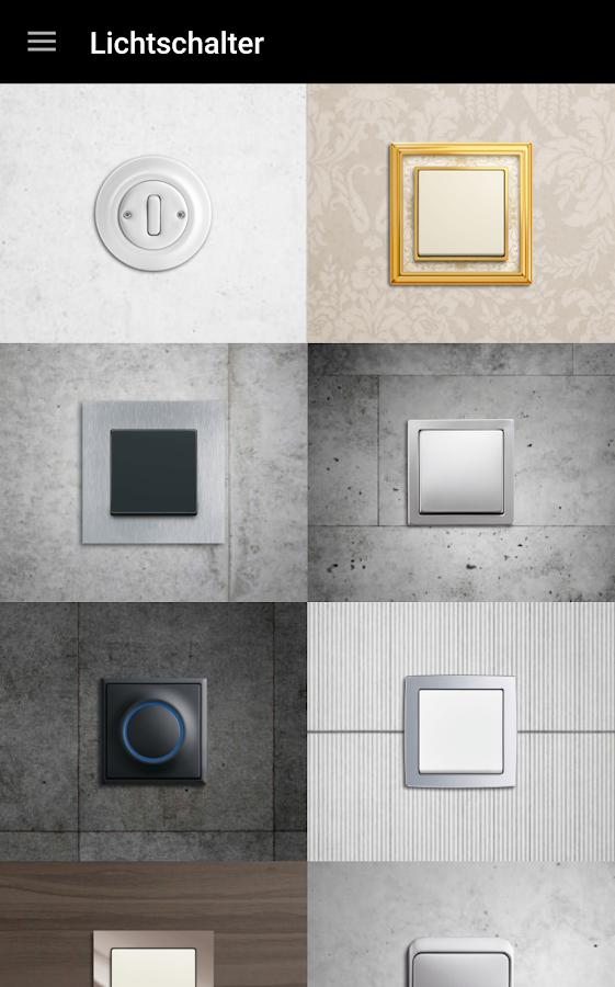 busch jaeger lichtschalter android apps on google play. Black Bedroom Furniture Sets. Home Design Ideas