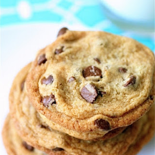 Thin and Crispy Chocolate Chip Cookies Recipe