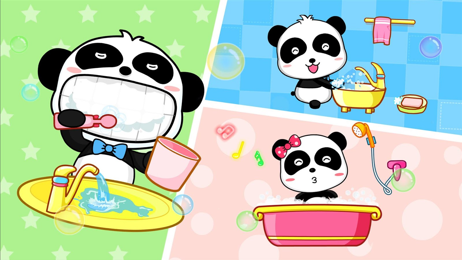 Baby Panda's Daily Life- screenshot