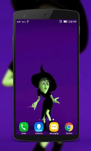 Witch Video Wallpaper Pro  screenshots 1
