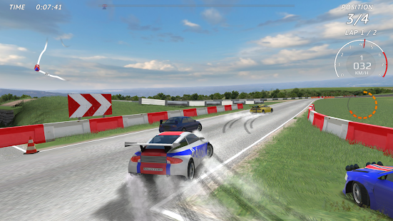 Rally Fury - Extreme Racing- screenshot thumbnail
