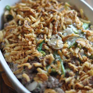 Green Bean Casserole With Ground Beef Recipes