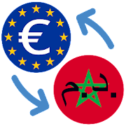Euro to Moroccan Dirham / EUR to MAD Converter