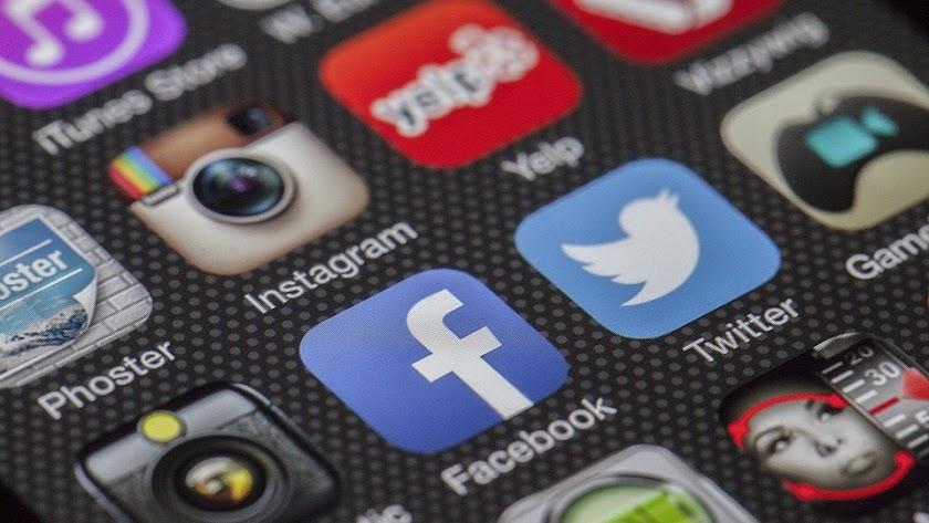 Twitter, una de las redes sociales más usadas.