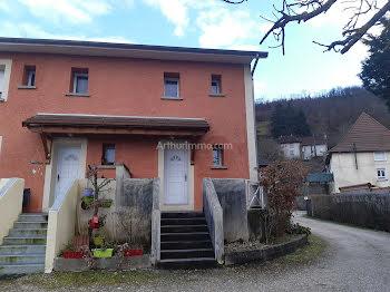 appartement à Saint-Sorlin-de-Morestel (38)