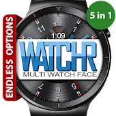 WatchR - Multi Watch Face