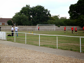 Photo: 22/08/06 - Ground photos taken at Cove FC (Combined Counties League) - contributed by Paul Sirey