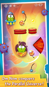 Cut The Rope Time Travel Mod Apk 1.11.1 (Unlimited Powers + Hints) 1