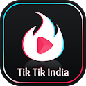 TikTik India – Short Video Maker icon
