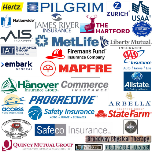 BPT - Auto Insurances Companies Accepted
