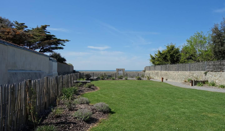 Maison en bord de mer avec jardin La Bernerie-en-Retz