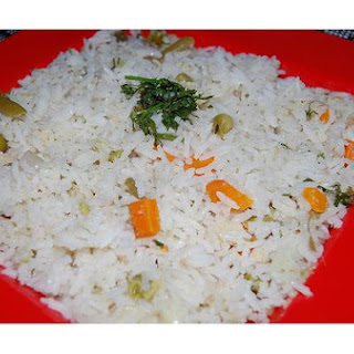 Plain Indian Rice