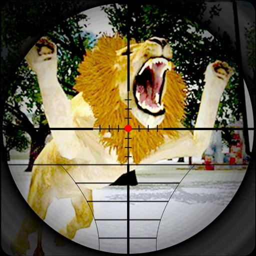 狮子狩猎挑战! 模擬 App LOGO-硬是要APP