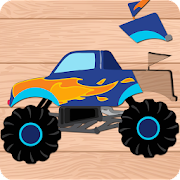 Vehicles Puzzle for Kids