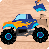 Vehicles Puzzle For Kids: Preschool Android APK Download Free By BigStar Games