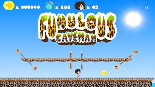 Funulous Caveman 1.0 screenshots 1