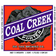 Logo of Big Time Coal Creek Porter