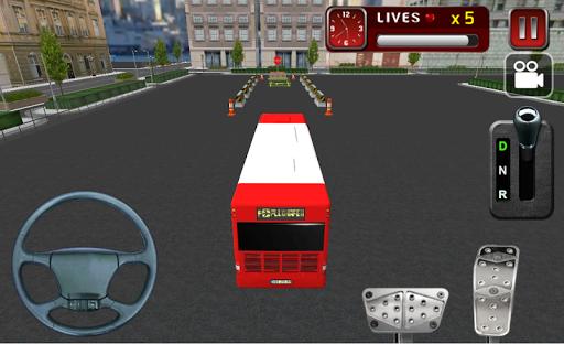 3D Bus Parking Simulator 1.7 screenshots 2