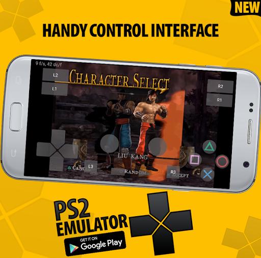 Golden PS2 Emulator For Android (PRO PS2 Emulator) 117 screenshots 7