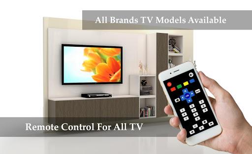 Remote Control for all TV - All Remote screenshots 2