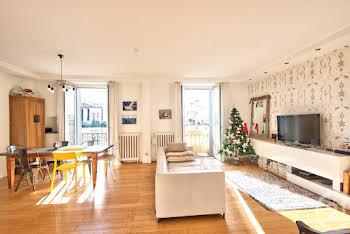 Appartement 4 pièces 106,9 m2