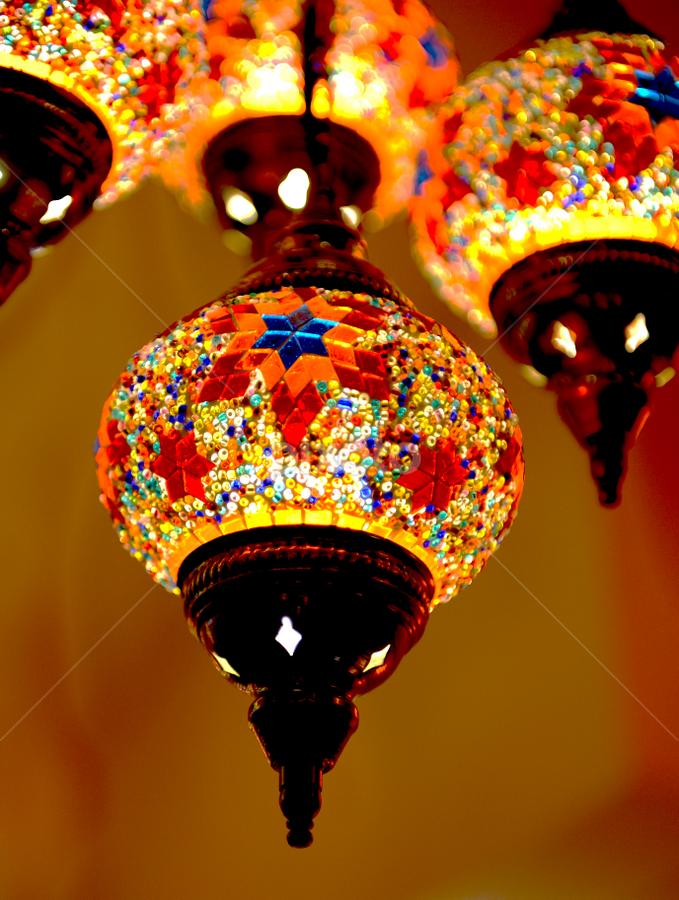 Lights by Vineet Johri - Public Holidays Christmas ( lights, pwcholidays, decoration, beautiful, glass, christmas, shiny )
