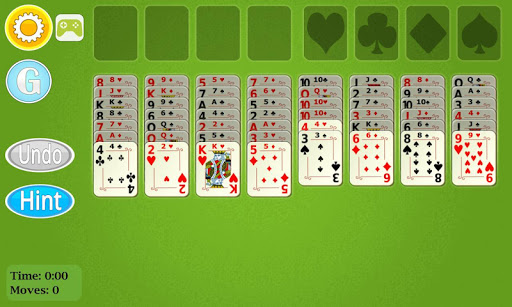 FreeCell Solitaire Mobile android2mod screenshots 6