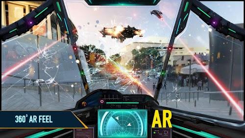 Screenshot 3 AR - Shooting Game 1.4 APK MOD